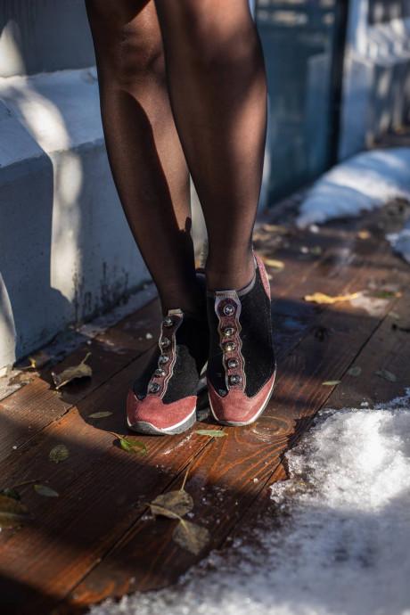 Кроссовки на меху Asylum