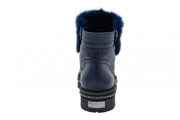 Ботинки с мехом  Mara