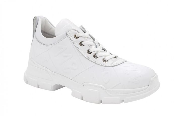 Кожаные кроссовки Il Centimetro